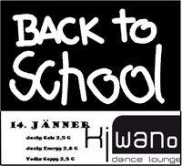 Back to school@Kiwano Dance Lounge