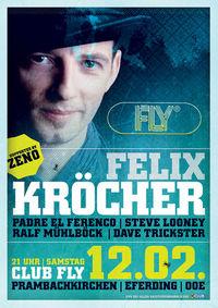 Felix Kröcher@Club FLY