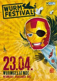 Wurmfestival - rock and alternative festival@Wurmgelände