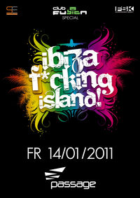 Ibiza f*cking Island@Babenberger Passage