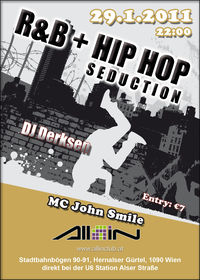 RnB + HIP HOP Seduction@All iN