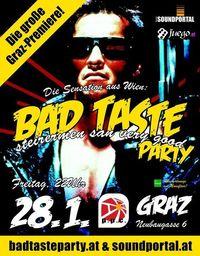 Bad Taste Party@P.P.C.
