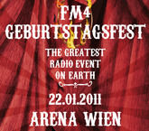 FM4 Geburtstagsfest@Arena Wien