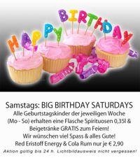Big Birthday Saturday@Boom Linz