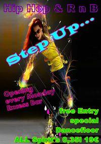 Step Up...