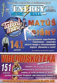 Friday Disco with Matúa Pianý