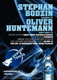 Stephan Bodzin + Oliver Huntemann@Flex