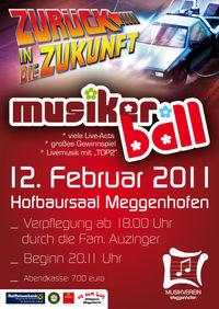 Musikerball 2011@Hofbaursaal
