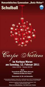 Carpe Noctem 2011@Kurhaus