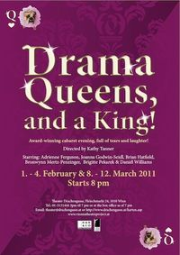 Drama Queens, and a King!@Theater Drachengasse
