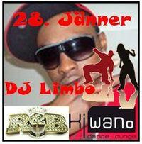 R & B Night feat. Dj Limbo@Kiwano Dance Lounge