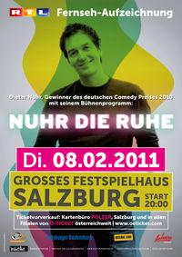 Dieter Nuhr @Festspielhaus Salzburg