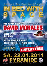 Ibiza World Tour - In Bed with Space