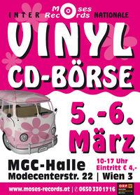 Vinyl und CD-Börse