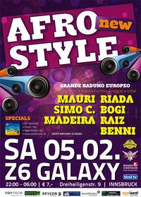 Afro Style@Z6-Galaxy-Club