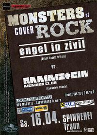 Monster Of Coverrock (Böhse Onkelz, Rammstein)@Spinnerei