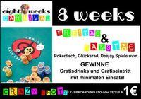 8 Weeks Carneval Glücksweekend@Nightrow