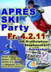 Aprés Ski Party@Gh. Kremslehner