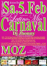 Carnaval Latino Mio@MOZ