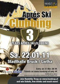 Apres Ski Clubbing@Stadthalle