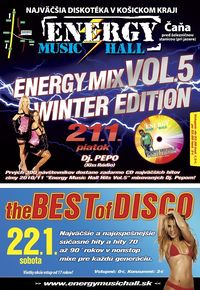 Energy Mix vol. 5 Winter Edition