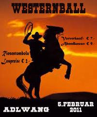 Westernball 2011@Bürgerhalle