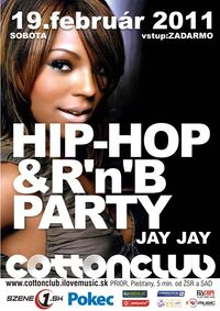 HIP-HOP&R'n'B PARTY