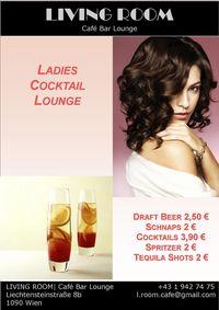 Ladies Cocktail Lounge
