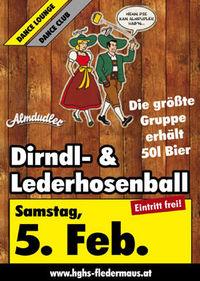 Dirndl & Lederhosenball
