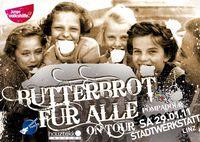 Butterbrot für Alle - Charity Party @Stadtwerkstatt