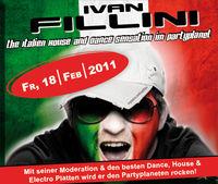 Ivan Fillini@Party Planet