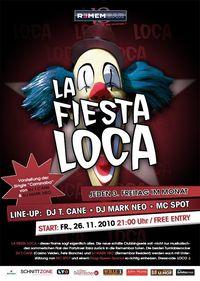 La Fiesta Loca@REMEMBAR
