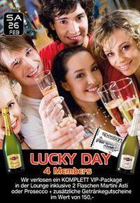 Lucky Day 4 Members@Spessart