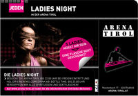 Ladies-Night @ Arena Tirol@Arena Tirol