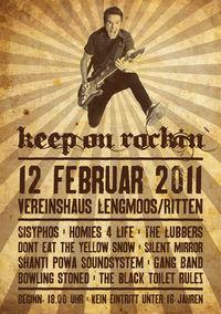 Keep on rockin`@Vereinshaus Lengmoos/Ritten