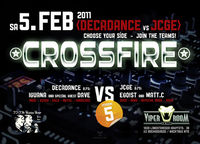 Crossfire V - The DJ Battle@Viper Room