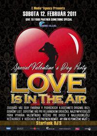 Love is in the Air@Ibiza Club