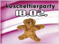 Kuscheltierparty@May-B