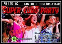 Super €uro Party@Excalibur
