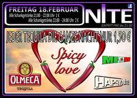 Spicy Love@Happy Nite