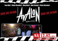 Avalon live on Stage@Disco P3