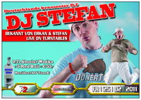DJ Stefan von Erkan & Stefan live on Decks@Disco P2