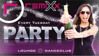 Dienstag im Club remiXx@Remixx Lounge-Danceclub