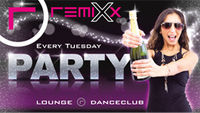 Dienstag im Club remiXx@Remixx Lounge-Danceclub