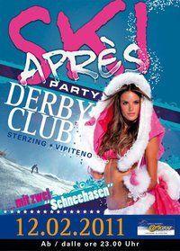 Aprés Ski Party@Derby Stodl