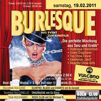 Burlesque @ Vulcano@Vulcano