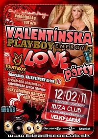Valentínska Love Party