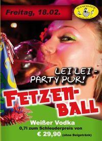 Fetzenball@Bienenkorb Schärding