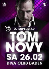 Tom Novy@DIVA CLUB