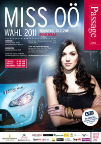 Miss OÖ Wahl 2011